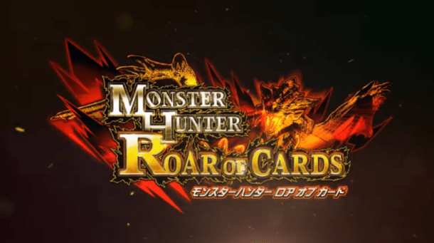 Monster Hunter: Roar of Cards Logo