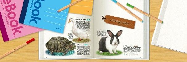 Namco Bandai Games Teaser Site (Nov 2013)   Animal Book