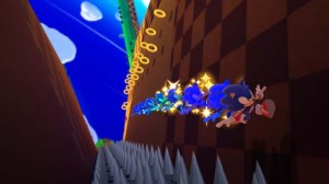 Sonic Lost World - Running up the Walls | oprainfall