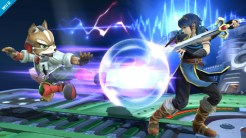 Smash Brothers Marth - Fox Counter