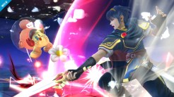 Smash Brothers Marth - Olimar