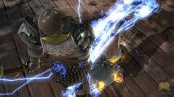 Soul Calibur Lost Swords Screen