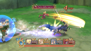 Tales of Symphonia Chronicles | DotNW Battle