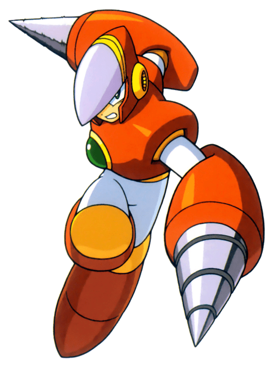 Coolest Robot Masters | Crash Man (No. 8)