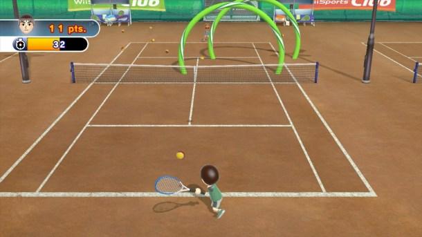 Wii Sports Club - Tennis | Nintendo Download