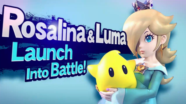 Super Smash Bros. - Rosalina and Luma | oprainfall