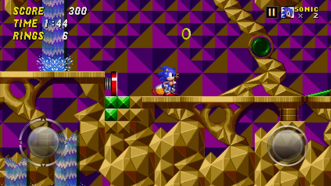 REVIEW: Sonic the Hedgehog 2 (Mobile) - oprainfall