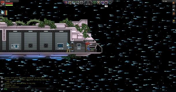 Starbound | Hyperspace