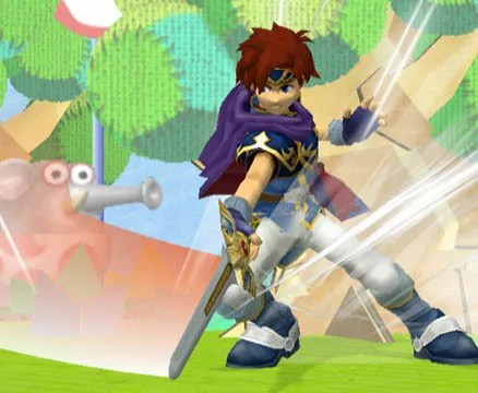 Super Smash Bros. Melee - Roy | oprainfall