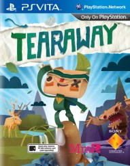 Tearaway - Box Art | oprainfall