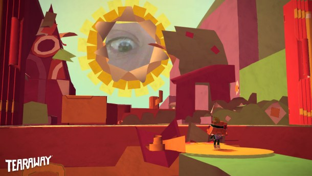 Best Vita Game - Tearaway | oprainfall Awards