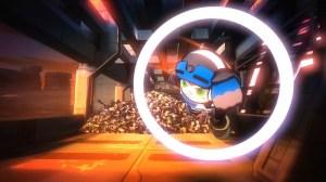 Yaiba: Ninja Gaiden Z - Beck from Mighty No. 9 03 | oprainfall