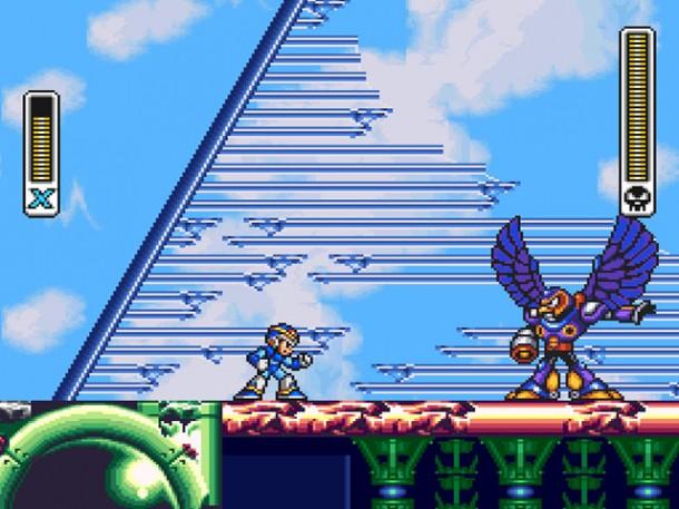Mega Man X | oprainfall