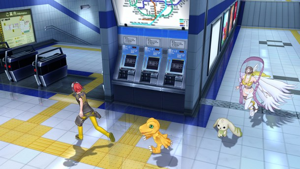 Digimon Story: Cyber Sleuth Gameplay Videos Released