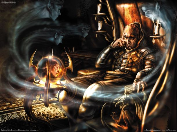 Baldur's Gate II | oprainfall