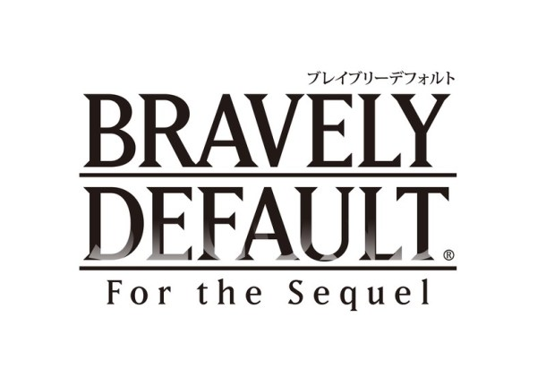 Bravely Default: For the Sequel Logo