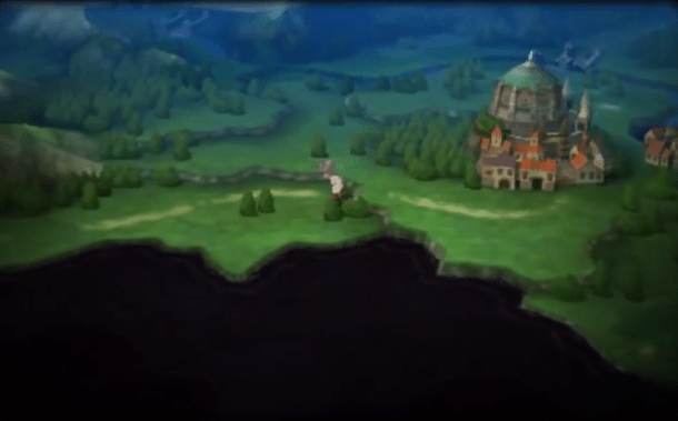 Bravely Default | Overworld