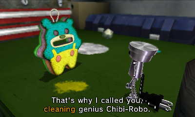 Chibi-Robo! Let's Go, Photo! - Nintendo Download | oprainfall