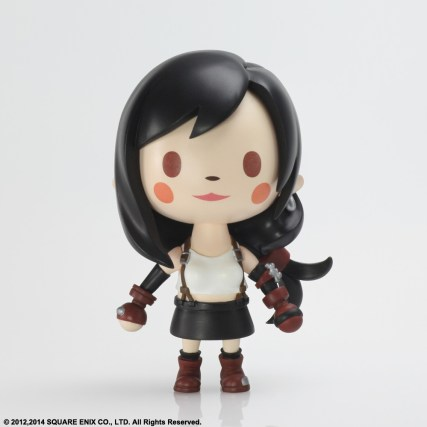 Final Fantasy VII - Tifa Lockhart Mini | oprainfall