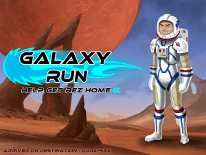 Galaxy Run | Logo