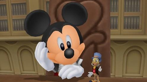 Kingdom Hearts HD 2.5 ReMIX Screenshot 11