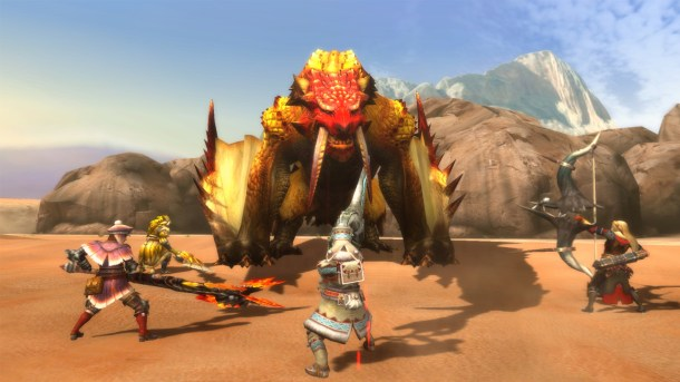 Best Multiplayer: Monster Hunter 3 Ultimate | 2013 oprainfall Awards