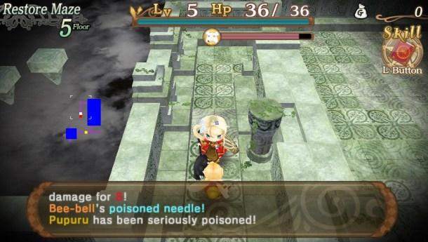 Sorcery Saga   Restore Maze