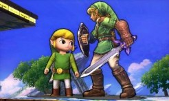 Super Smash Bros 3DS | The Two Links