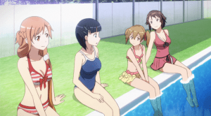 Sword Art Online | Swimsuits