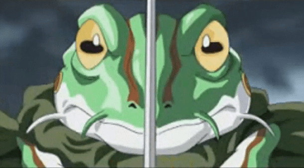 Building Character: Frog | oprainfall
