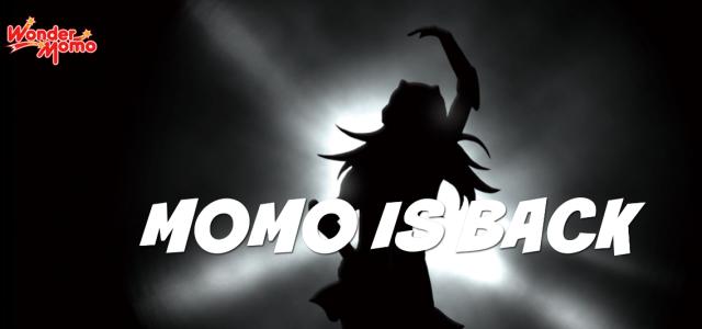 Wonder Momo | oprainfall