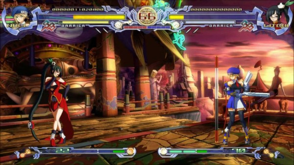 BlazBlue: Calamity Trigger - Fighters | oprainfall