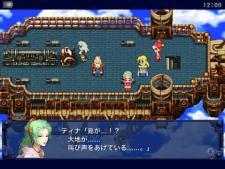 Final Fantasy VI for iPad (Japanese) | Airship Conversation