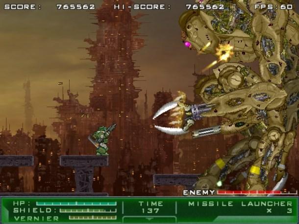 Gigantic Army | Boss Battles