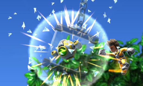 Jett Rocket II: The Wrath of Taikai - Smashing Finish | oprainfall