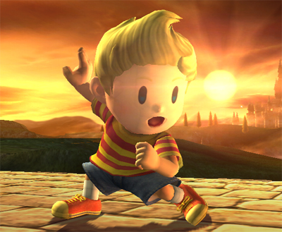 Character of the Week: Lucas - Smashing Saturdays | oprainfall