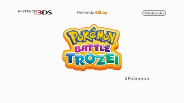 Pokemon Battle Trozei