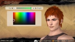 Toukiden | Player_making_color