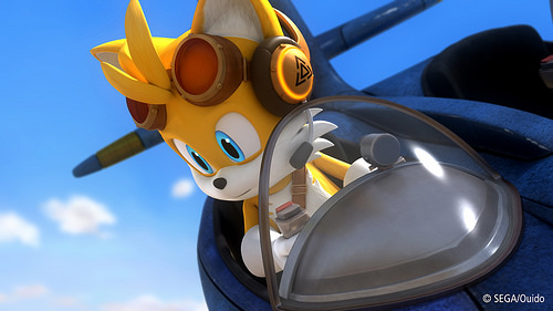 Sonic Boom (TV Series) | Tails