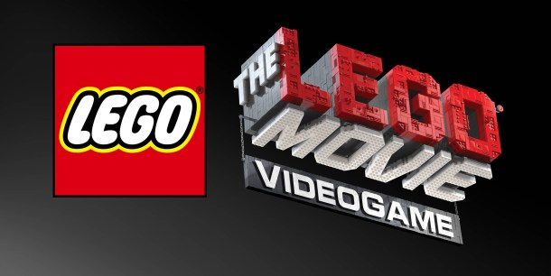 The LEGO Movie Videogame Logo