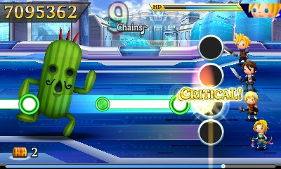 Theatrhythm Curtain Call | Gigantuar