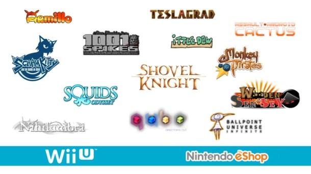 Upcoming Wii U eShop Games