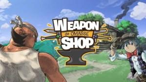 Weapon Shop de Omasse Logo—Nintendo Direct (North America) 2014-02-13