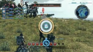 X Battle Screenshot 1