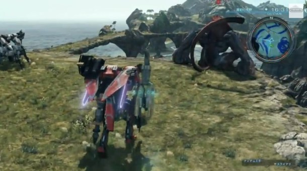 Monolith's X Mech Battle