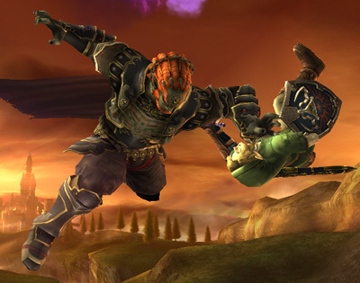 Character of the Week: Ganondorf - Smashing Saturdays! | oprainfall