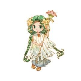 Harvest Moon: Linking the New World - Goddess | oprainfall