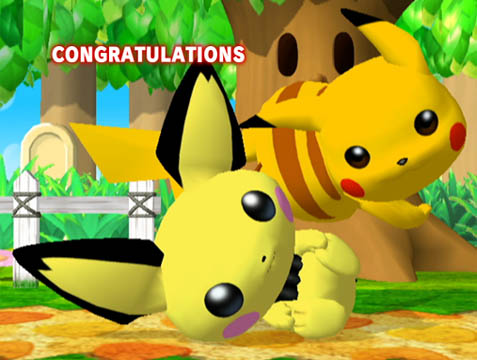 Smashing Saturdays! - Character of the Week: Pichu | oprainfall