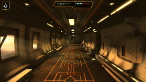 Airplane Interior | Deus Ex: The Fall (Windows)