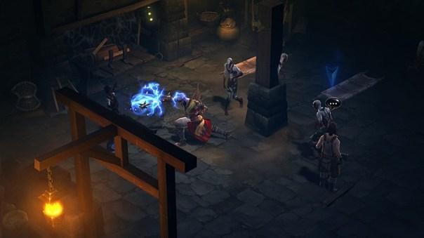 Diablo III - Monk VS Zombie | oprainfall
